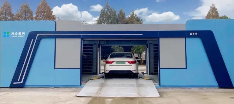 【原创研究】新能源汽车换电模式是自动驾驶的更优选择